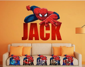 ULTIMATE SPIDER-MAN PETER PARKER SUPERHERO OUTLET WALL PLATE BOYS NEW ROOM DECOR