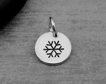 Image result for snowflake disk charm