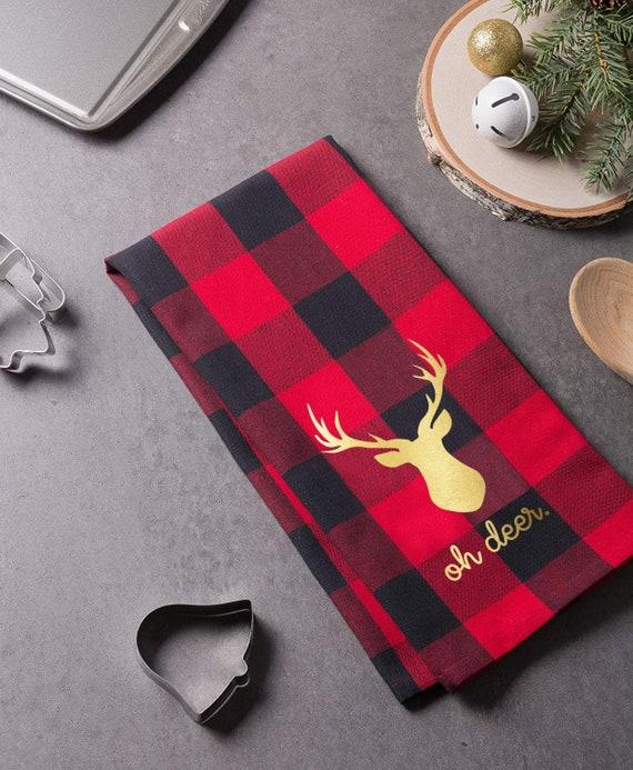 Serviette /'Oh Deer/'