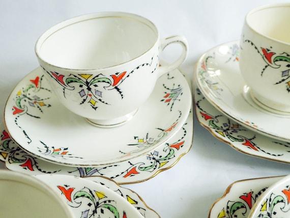 Gladstone China tea//side Placa Varios Disponibles