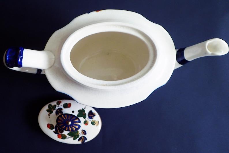 Samuel Hancock /& Sons Imari Teapot