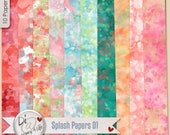 Digital Papers, Splatter ...