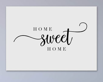 home sweet home printable home sweet home sign printable sayings home sweet home printable svg home decor svg files farmhouse svg