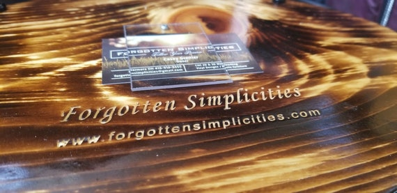 Cribbage Boards by Forgotten Simplicities BASS Collection
