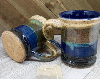 Wheel Thrown Mug Sets
