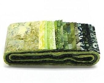 """Batik 2.5"""" Strips"""