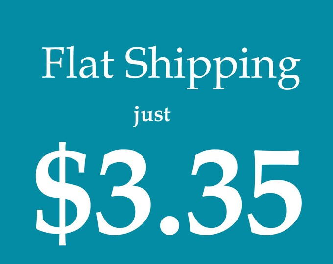 Featured listing image: Do Not Buy This Listing, FLAT Rate Shipping in Just USD 3.35, buy more pay less in shipping ( Domestic shipping)