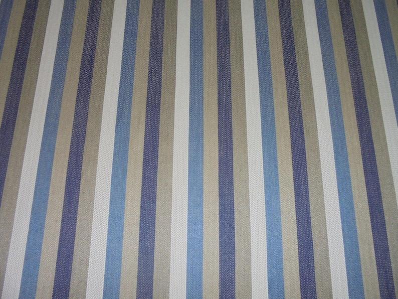 zoffany linen stripe