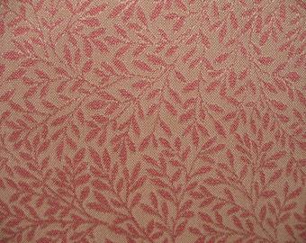 William Morris Standen Woven fabric Per Meter manilla / Brick