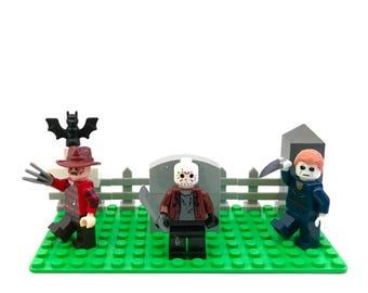 Jason's Halloween Nightmare Custom Lego & Compatible Set