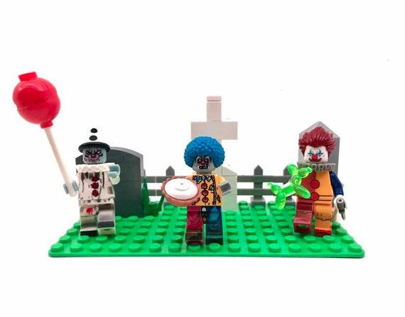 CUSTOM LEGO The Ebony Creeper