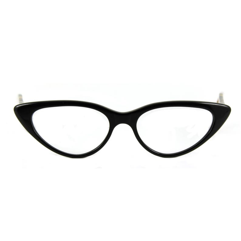 ad21543a138 Big bold 50s style Cat eye glasses Beautiful sexy large