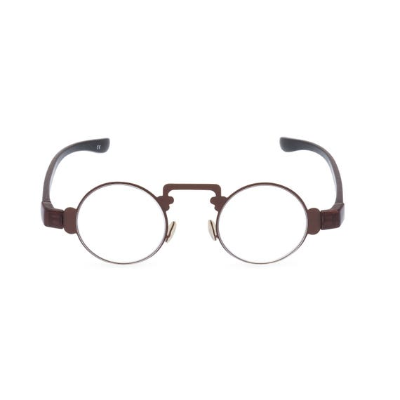 Steampunk Accessories | Goggles, Gears, Glasses, Guns, Mask Steampunk Victorian gentlemen and ladies. Reproduction Oriental reading glasses $19.07 AT vintagedancer.com