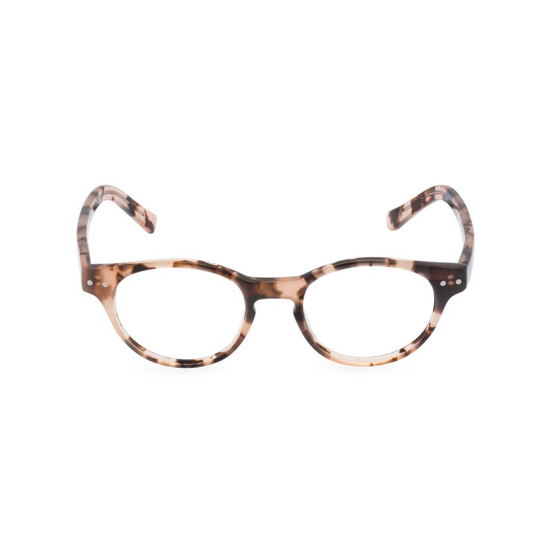 Vintage Style Jewelry, Retro Jewelry Classic 1940s style HANDMADE spectacles MILLER in Vintage Brown for men & women. Unique double layer Italian acetate.Rx Frame or readers $59.39 AT vintagedancer.com