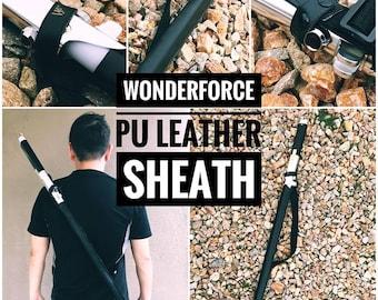 WonderForce Leather Lightsaber Sheath bag