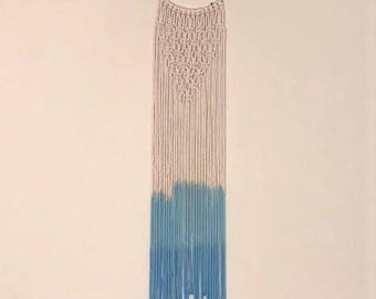 Macrame Wall Hanging // Handmade Fiber Art