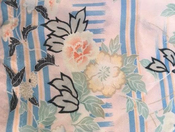AUTUMN SALE Authentic vintage 1920s pink silk lou… - image 8