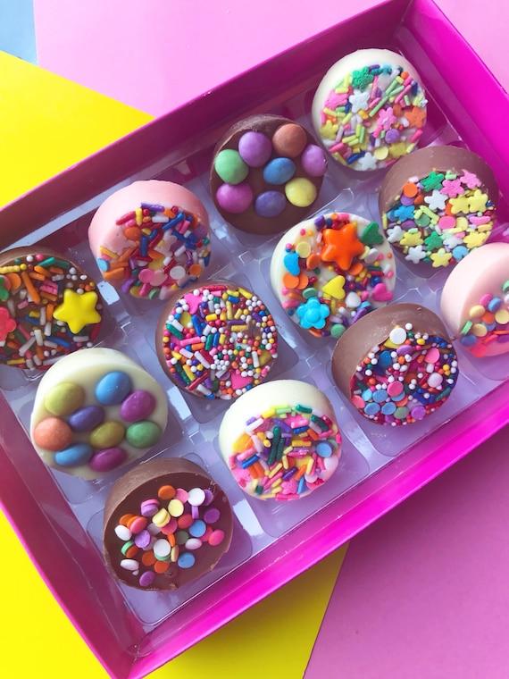 Mini Chocolate Covered Oreos Etsy