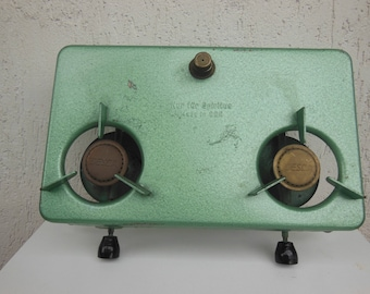 Vintage Tourist Primus, Classic camp stove, Camping stove, Alcohol stove, Outdoors cooker