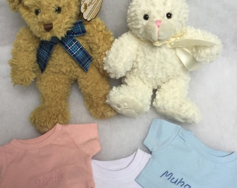 Personalised Blue T-Shirt for Toys