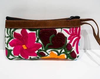 HandMade Clutch Purse, leather bag, Every day purse, Every day bag