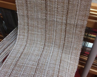Woven Table Runner Cloth 99x9.5
