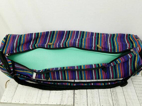 Tribal-Muster-Yoga-Tasche Fair Trade handgefertigt | Etsy