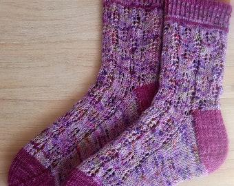 Hand Knitted Merino Socks
