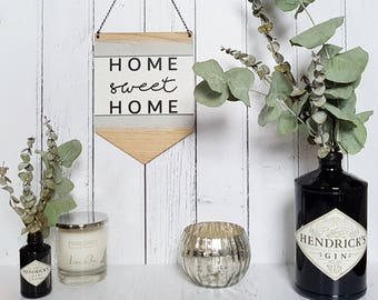Made to order - Home Sweet Home sign