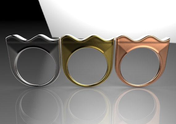 Sine Unisex Band Ring Sinx Ring Sine Ring Gift Math Ring Science Ring Math Ring Science Jewelry Womens Gold Ring Mens Gold Ring