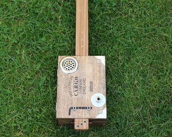 Cigar Box Guitar (Slide)