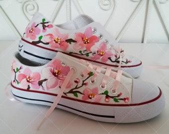 fbc21de59f0d Cherry Blossoms Sneakers