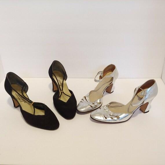Vintage Bundle Shoes Balenciaga Broadway Shoes 7 8