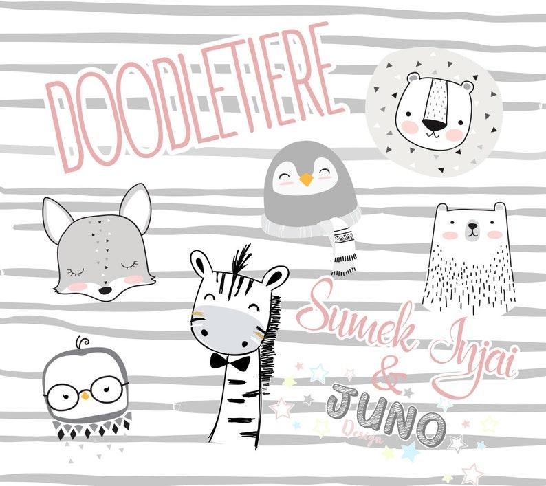 Plotter Doodletiere