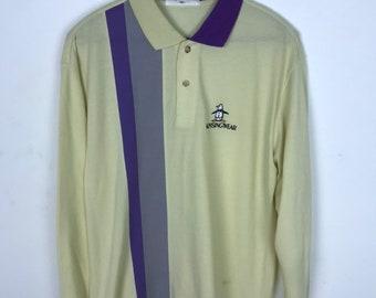 Grandslam Munsingwear Shirt Vintage Munsingwear Grandslam | Etsy