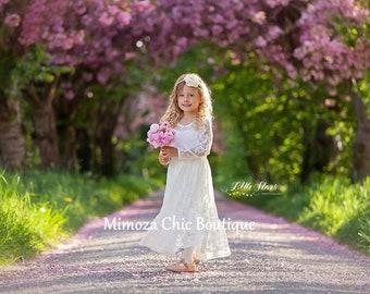 3cdaf99f27c74 Robes de petite fille d honneur