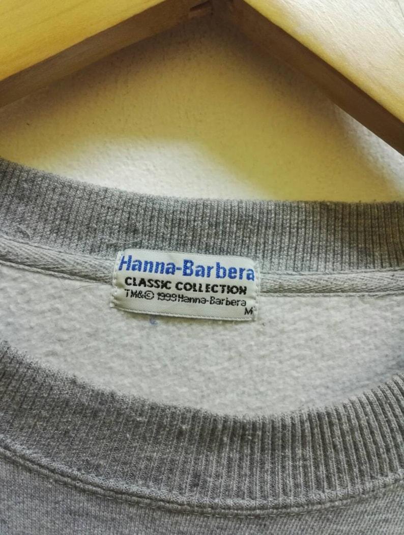 Vintage Wacky Races Hanna-Barbera TM/& \u00a9 1999 Embroidered Logo Spell Out Good Condition Used Medium Saiz