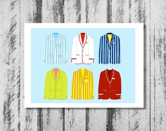 Rowing card   Etsy