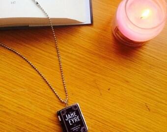 Miniature/collana pendant Jane Eyre