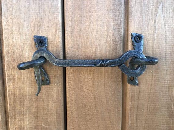 Armadietto di metallo porta classica gancio di ferro metallo etsy