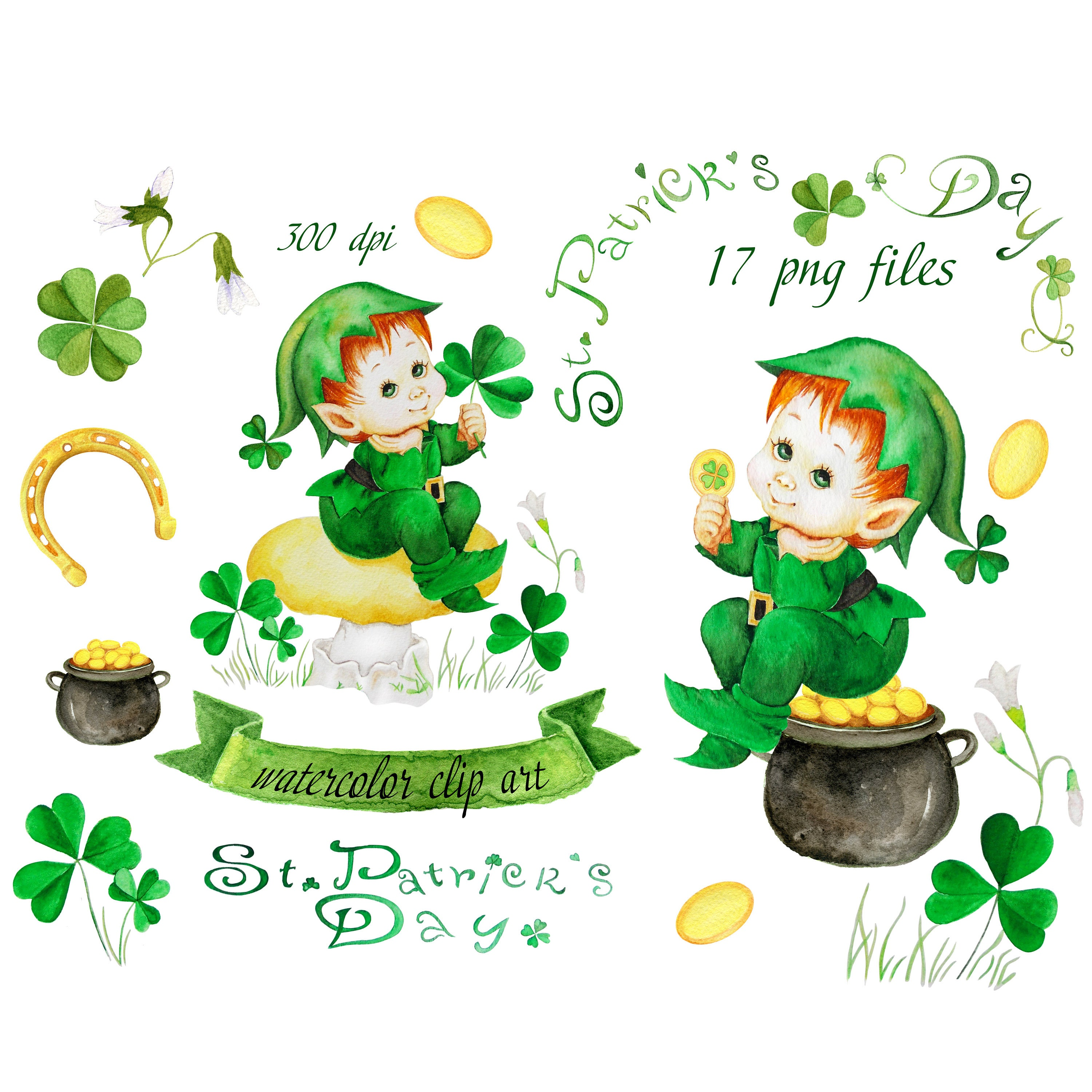 It's just a picture of Candid Free Printable Clipart for St Patrick's Day