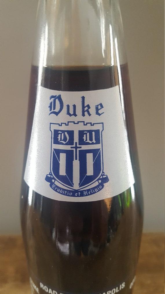 1991 Duke Blue Devils National Championship Coca Cola bottle NCAA college  basketball, Duke University