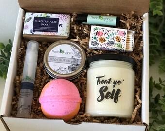 Happy Birthday Personalized Gift Custom Box Send A