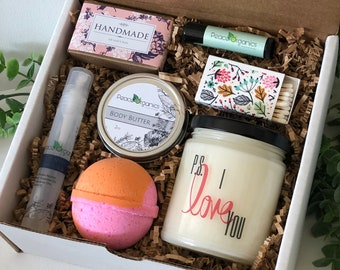 PS I Love You Spa Box