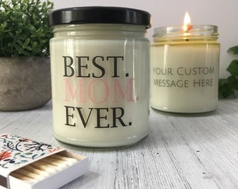 Gift For Mom Candle Birthday Ideas Stepmom Bonus Mother In Law