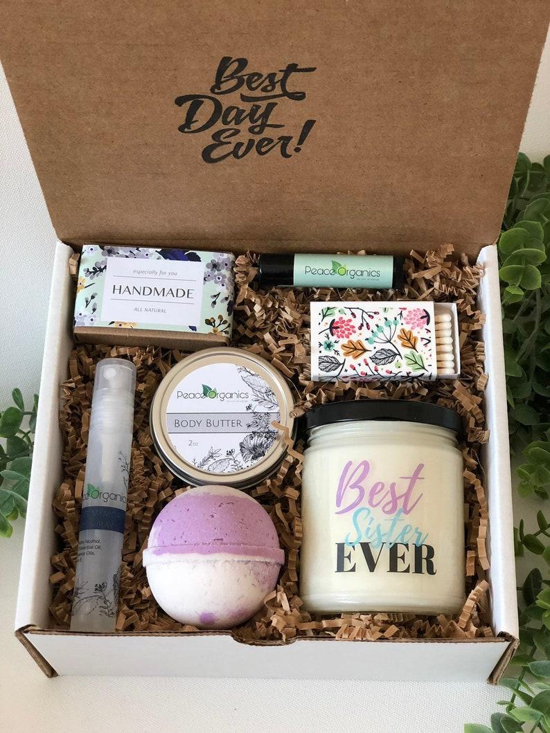 Birthday Gift For Sister Stepsister Present Gift Ideas Etsy