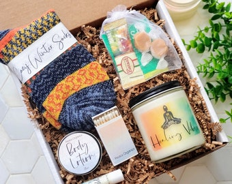 Sending Good Vibes Spa Gift Box | All-Natural