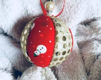 Handmade Christmas Baubles