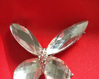 Diamond Butterfly Embellishment. REDUCED