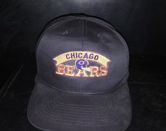 buy popular 9a46a 0152c Vintage Chicago Bears snapback hat